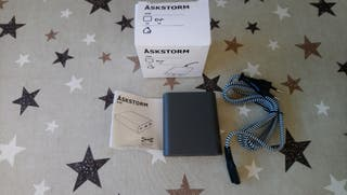 cargador USB ikea askstorm nuevo