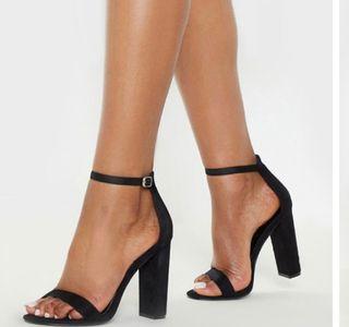 PLT wide fit heels