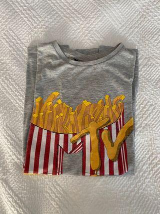 Camiseta MTV Unisex M