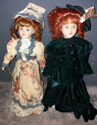 Muñecas Porcelana Colección