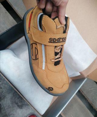 zapatos de seguridad Sparco talla 40