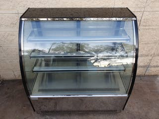 Nevera mostrador frigorifico expositor 120 cm