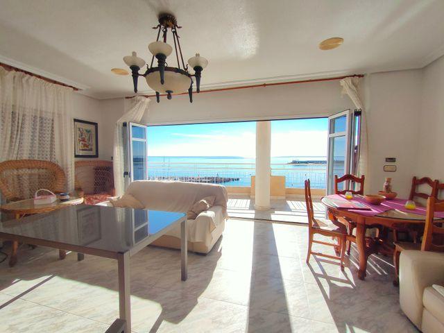 ÁTICO con vistas inmejorables al Mar. (El Faro, Málaga)