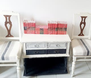 Mueble auxiliar escritorio/secreter