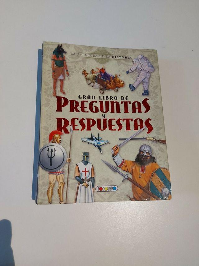 El Gran Libro De Preguntas Y Respuestas Historia De Segunda Mano Por 5 En Leganes En Wallapop