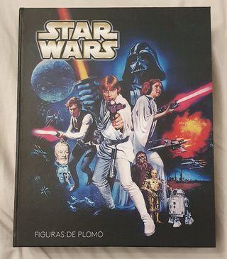 Star wars: figuras de plomo