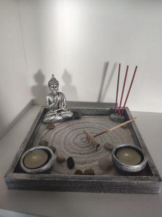 Jardin zen pequeño