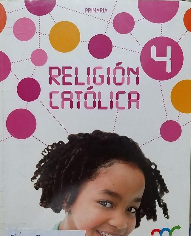 Libro de religión 4 cuarto de primaria