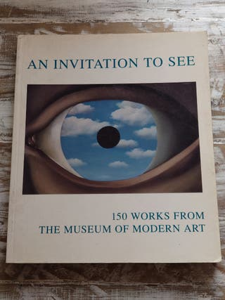 An Invitation to See / Moma / New York / Book
