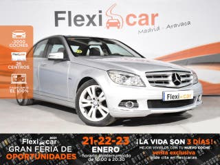Mercedes Clase C C 200 CDI Blue Efficiency Avantgarde