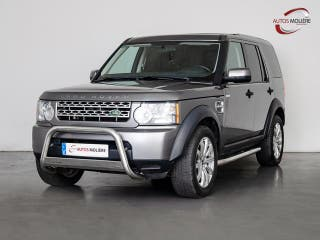 Land Rover Discovery 2.7 TDV6 S 140 kW (190 CV)