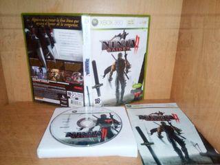 Ninja Gaiden 2 (2008) xbox360