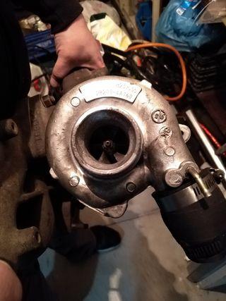 turbo y admisión para Hyundai h200