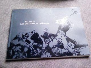 el libro de los desastres de la guerra