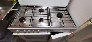 cocina fogones y horno