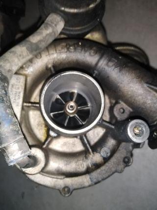 turbo compresor y admisión para Peugeot 307 2.0hdi