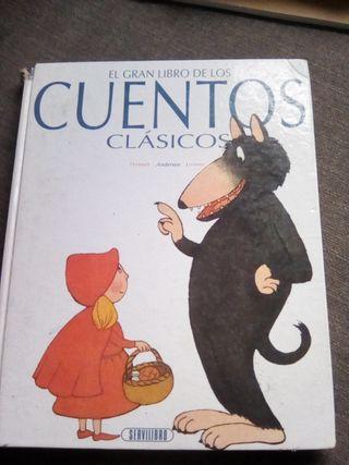 el gran libro de los cuentos clasicos