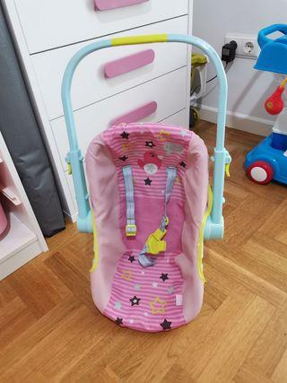 Silla de paseo Baby Born
