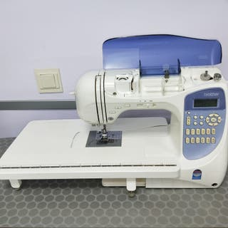 Máquina de coser Brother para Patchwork