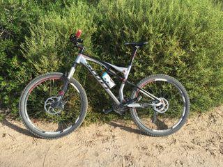 Bicicleta montaña Scott Spark