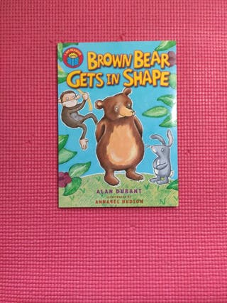 Brown Bear Gets in Share