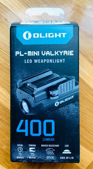 Linterna Olight PL Mini Valkyrie