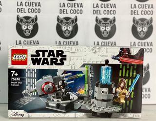LEGO STAR WARS CAÑÓN ESTRELLA DE LA MUERTE