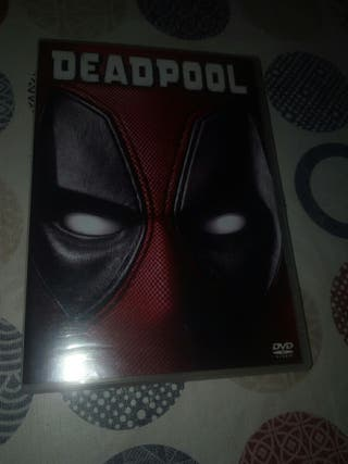 DEADPOOL MASACRE MARVEL DVD