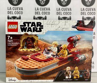 LEGO STAR WARS SPEEDER TERRESTRE LUKE SKYWALKER