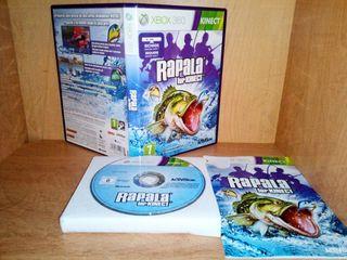 Rapala for Kinect (2011) xbox360