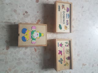 dominó y puzzle 4