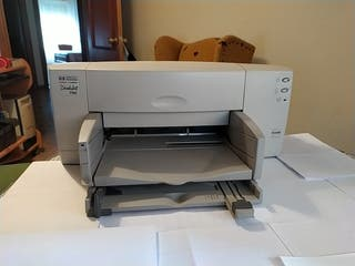 Impresora HP 710 C