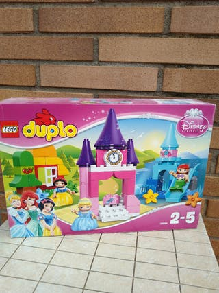 Lego Duplo Princesas Disney 10596 nuevo
