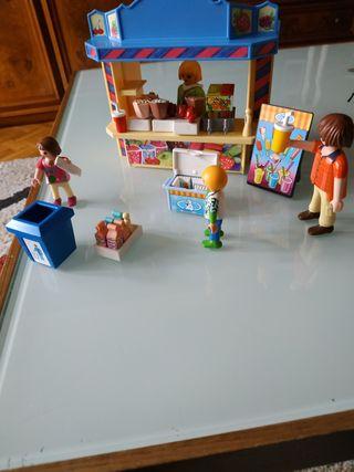 Tienda de Chuches de Playmobil