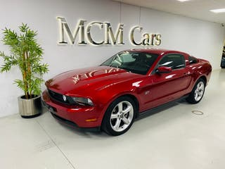 Ford Mustang GT 4.6 V8 2010