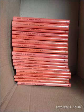 Colección libros de EL BARCO DE VAPOR