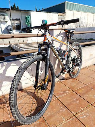 Bicicleta Montaña Alta Gama Scott