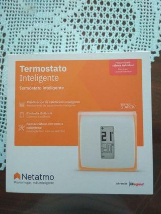 SIN ABRIR Termostato Wi-fi Inteligente