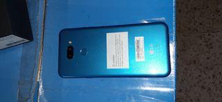Movil LG K40s 3GB Ram 32GB Interno