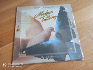 Modern Talking vinilo ready for romance
