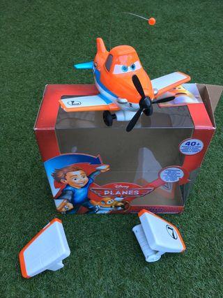 Dusty Disney Planes control remoto, teledirigido