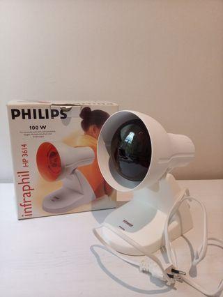 lampara infrarojos PHILIPS.