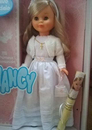 Nancy comunión