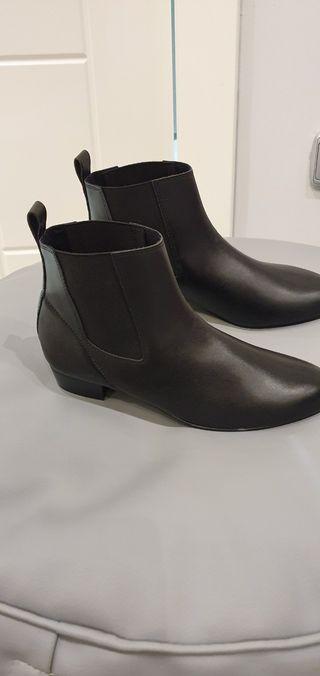 zapatos flamenco de niño