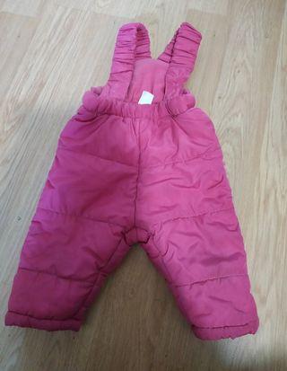 Buzo pantalon bebe niña 68 cm