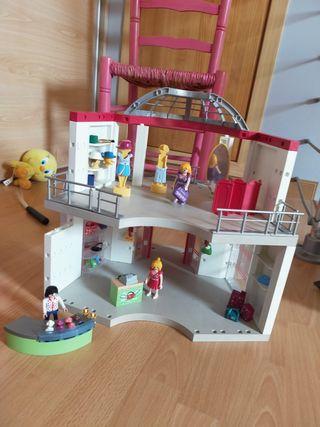 Centro comercial, Playmobil