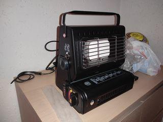 Calefactor portatil cerámico gas