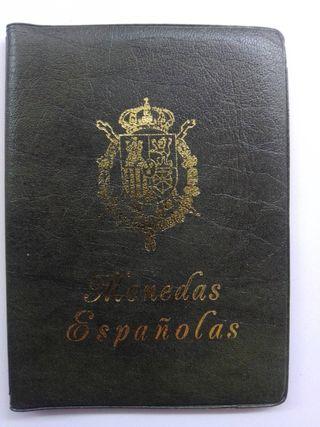 cartera monedas pesetas 1984