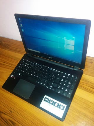 Ordenador portátil Acer aspire E15 4gb 1tb