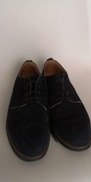 Zapatos Panama Jack ESP 43 EUR 44 azules